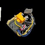 Выключатель для шуруповерта с радиатором