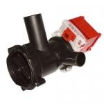 СМА_Насос Bosch (Copreci) 30Вт с улиткой (4защ., в/к, контакты-фишка спереди) 142370